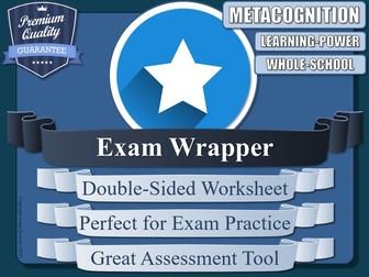 Exam Wrapper (Assessment Tool) 3/5