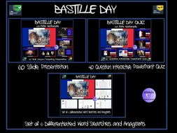 Bastille Day Bundle