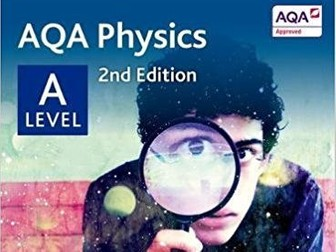 Full - New Spec - AS Physics - AQA - Scheme of Work