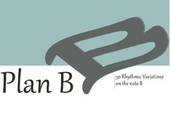 30 Rhythmic Variations on the note B