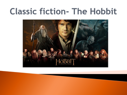 English- The Hobbit  BUNDLE complete teaching sequence- Classic Fiction