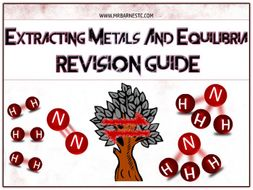 GCSE Chemistry 9-1: Extracting Metals and Equilibria Revision Guide