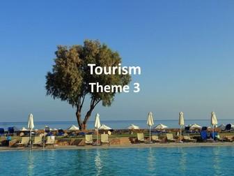 IGCSE Economic Development - Tourism