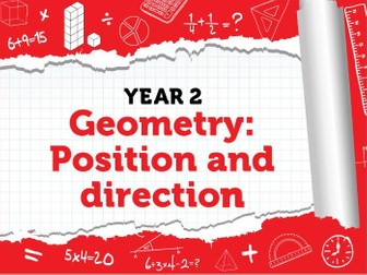 Position and Direction - Year 2: Summer Term - White Rose Maths