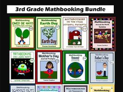 Math Journal Prompts For 3rd By Nazmul1 Teaching Resources Tes