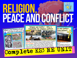Religion, Peace and Conflict Unit