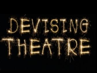 Devising Drama
