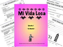 Mi Vida Loca Study Guide, Episode 1