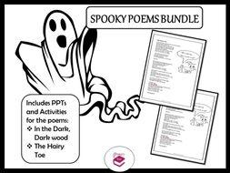 Spooky Poems for KS1: Halloween Bundle