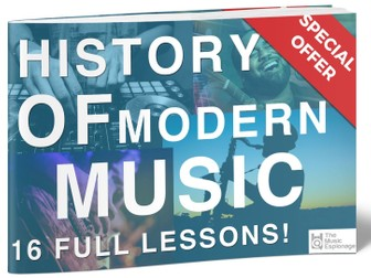 History of Pop Music – FULL LIBRARY