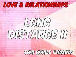 long distance ii poem analysis