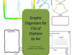 Graphic Organizers for City of Orphans