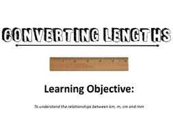 KS2 : Measurement Conversion Pack (Powerpoint, activity sheets and extensions!)