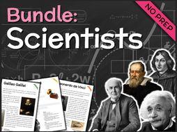 Bundle - Scientists