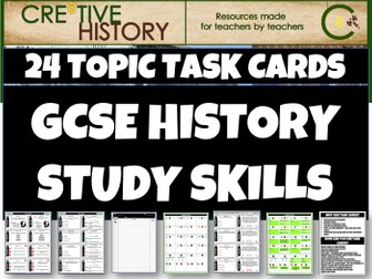 GCSE History Study Skills