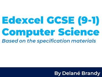 Edexcel GCSE Computer Science Revision