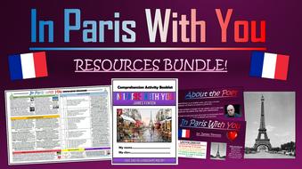 In Paris With You Bundle!