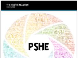 PSHE - KS4 - Health and Wellbeing P1