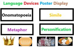 Language Devices Poster Display