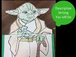 Star Wars Themed Descriptive Writing- KS3- 10 lessons