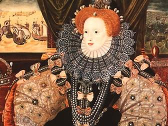 Evaluating Paintings of Elizabeth I, 1558 - 1603