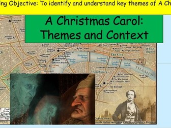 A Christmas Carol Revision Activities | Teaching Resources