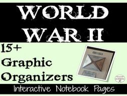 World War II Interactive Notebook Pages