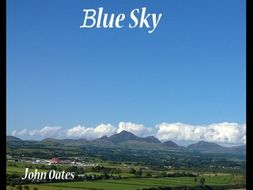 Blue Sky - Song (MP3 & Score) - John Oates 2015