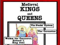 READING COMPREHENSION: MEDIEVAL KINGS AND QUEENS