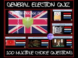 General Election Quiz