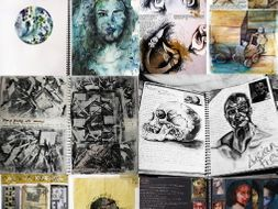 """A level photography sketchbook a* examples: """"new realities"""" youtube."""