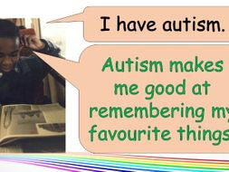 Understanding Autism, disability and difference