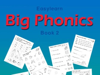 BIG PHONICS BOOK 2