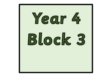 Year 4 - Block 3 - Measurement - Length and Perimeter