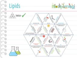 Lipids - Tarsia (KS5)