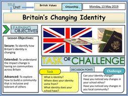 Britain's Changing Identity
