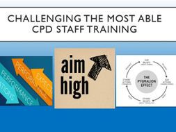 Challenging the Most Able - STAFF CPD TRAINING - INSET
