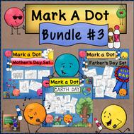 Holiday Dot Dauber Bundle #3