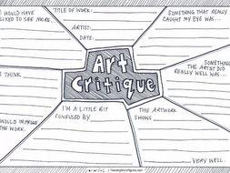 Art Peer Assessment | Art Critique
