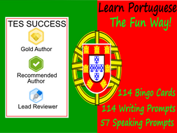 Learning Portuguese Is Fun! - Bundle
