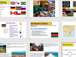 Kenya Place study - Intro, Challenge and Opportunities.
