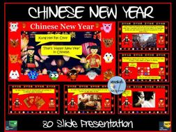 Chinese New Year Presentation 2019