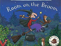 Room on the Broom Comprehensions - PDF