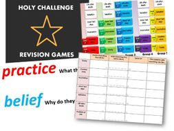 NEW real-time interactive revision game!