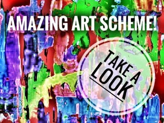 Art. Key Stage 3 Art Schemes of Work