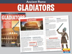 Ancient Rome - Gladiators