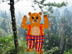 It's Cold When You're A Bear (And You Have Got A Cold Bear Bottom) - Preschool  Song, Video & Sheet