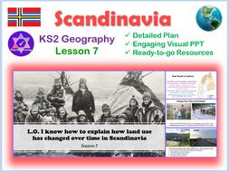 Scandinavia Sami People Lesson 7