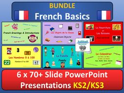 French  PowerPoints