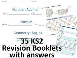 Number - Place Value - KS2 Revision Booklet